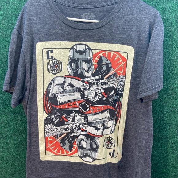 Disney Star Wars large t shirt